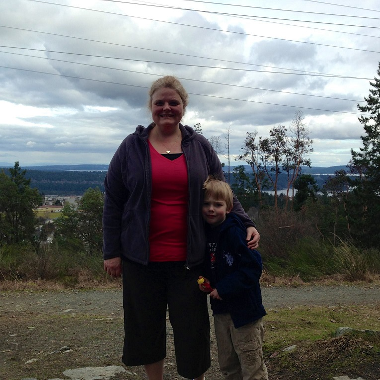 Ladysmith Rotary Lookout in BC