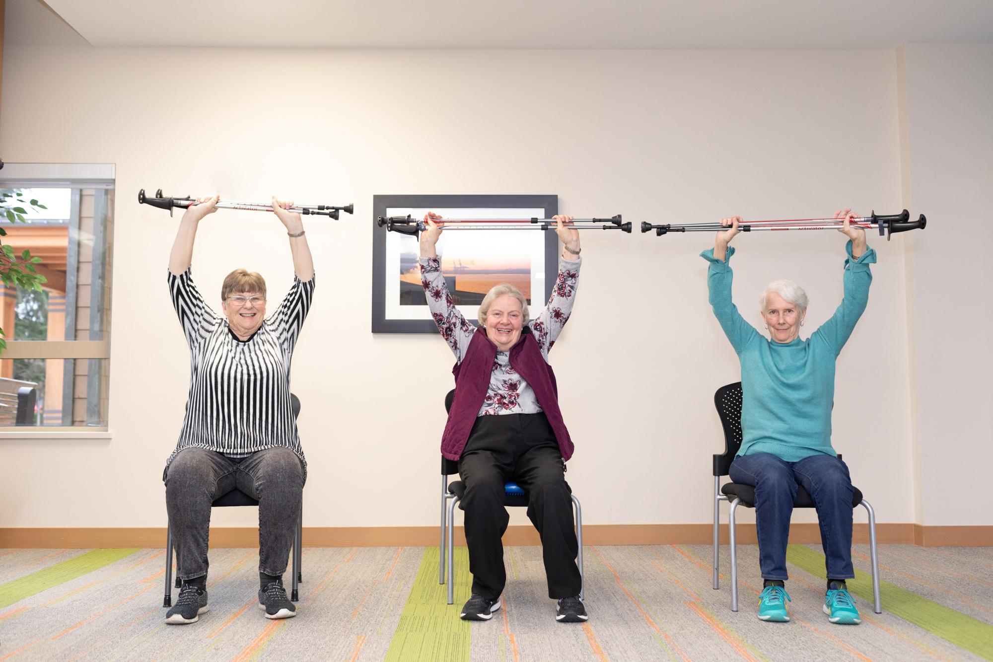 Active Programs for Senior Living